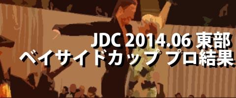JDC 2014.06 東部 ベイサイドカップダンス選手権 プロ結果
