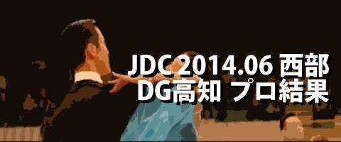 JDC2014.06DG高知プロ結果