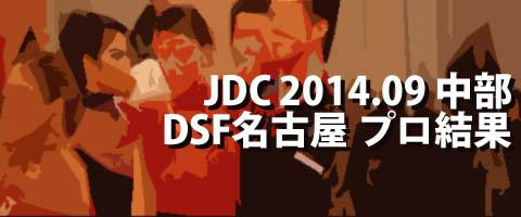 JDC 2014.09 中部ダンススポーツフェスティバルin名古屋 プロ結果