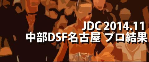 JDC 2014.11 中部ダンススポーツフェスティバルin名古屋 プロ結果